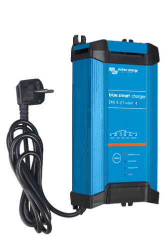 Chargeur de batterie Blue Smart VICTRON 3 sorties 24V/16A IP22