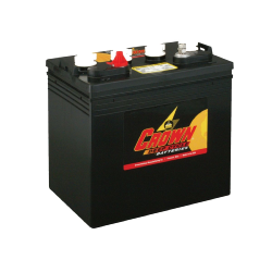 Batterie Deep Cycle US 8 V - 165 Ah / CR165 Batterie CROWN