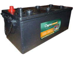Batterie Semi-traction DYNO EUROPE 9.635.1| 12V 180Ah