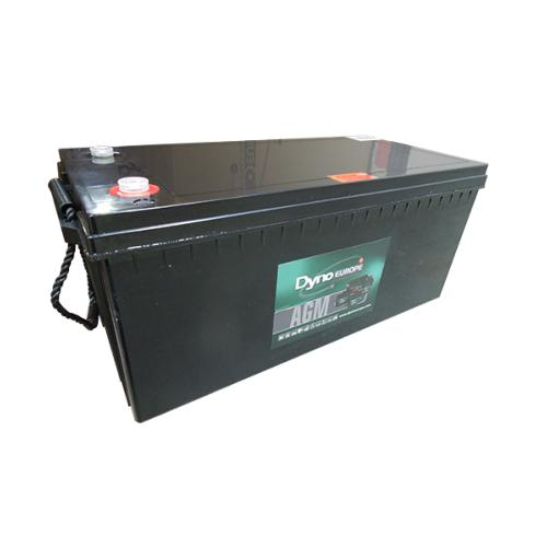 Batterie AGM 12 V, 226 Ah / DAB12-200 SOLAR TECHNOLOGY