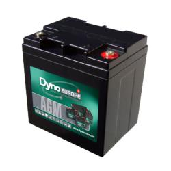 Batterie AGM cyclique DAB12-28EV DYNO EUROPE / 12 V 28 Ah
