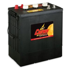 Batterie Deep Cycle US 6 V - 305 Ah / CR305 Batterie CROWN
