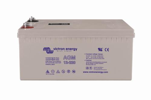 Batterie Gel Deep cycle 12 V, 66 Ah / GEL12-66 VICTRON ENERGY
