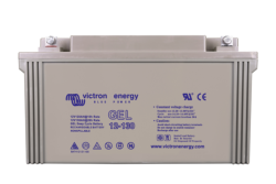 Batterie Gel Deep cycle 12 V, 130 Ah / GEL12-130 VICTRON ENERGY