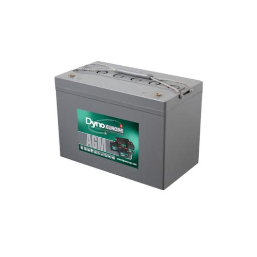 Batterie AGM cyclique DAB12-100EV DYNO EUROPE / 12 V 107, 8 Ah