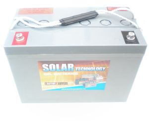 Batterie solaire Gel 12 V, 162 Ah / DGY12-135 SOLAR TECHNOLOGY
