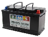 Batterie Gel 12 V, 162 Ah / TMS GEL 12-160 ACEDIS