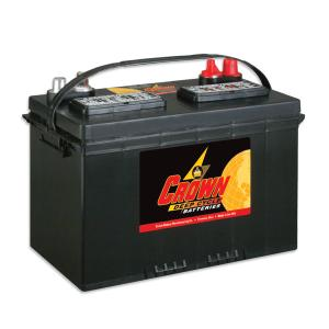 Batterie Deep Cycle US 12 V - 115 Ah / 27DC115 Batterie CROWN