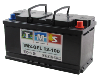 Batterie Gel 12 V, 97 Ah / TMS GEL 12-100 ACEDIS