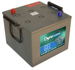 Batterie Gel 12 V, 110 Ah / DGY12-110DEV DYNO EUROPE