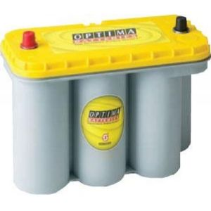 Batterie OPTIMA jaune YT S 5.5 / 12V - 75 Ah