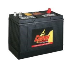 Batterie Deep Cycle US 12 V - 130 Ah / 31DC130 Batterie CROWN