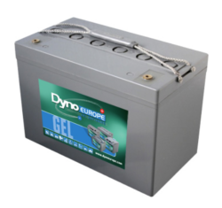 Batterie Gel 12 V, 97 Ah / DGY12-100EV DYNO EUROPE