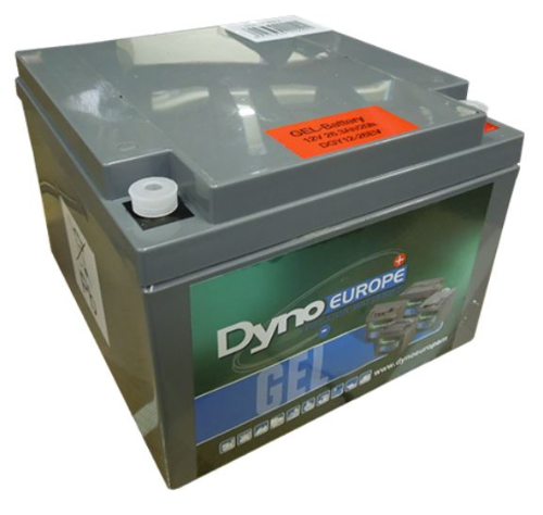 Batterie Gel 12 V, 25.7 Ah / DGY12-26EV DYNO EUROPE